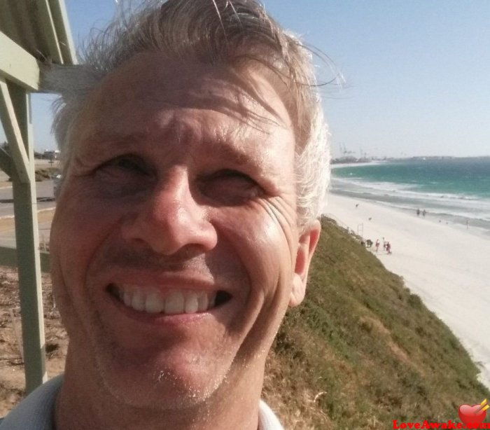 Justyourself58 Australian Man from Perth