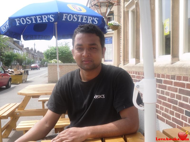 poudel UK Man from Oxford